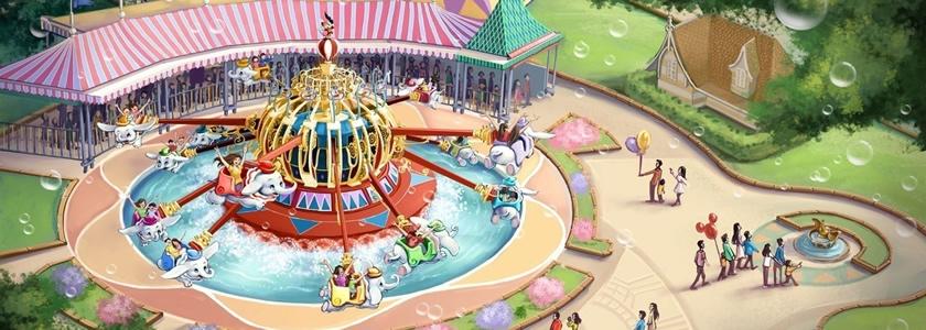 """细数上海迪士尼度假区的各项全新""""首发""""设计"""
