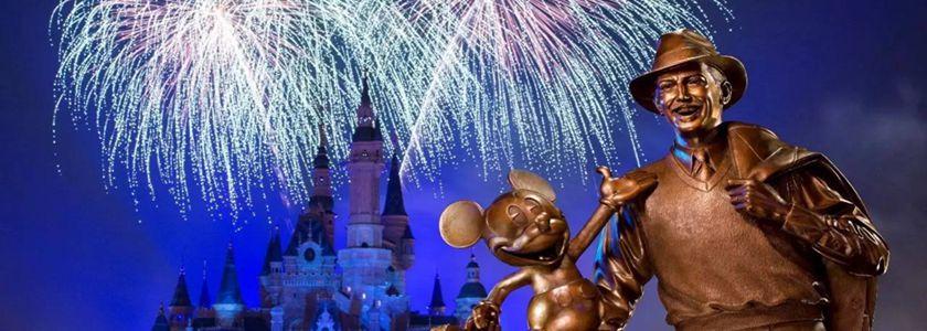 上海迪士尼乐园私家全天游玩路线推荐